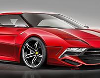 2020 Ferrari 288 GTO