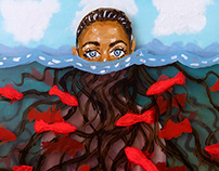 Under Water, Above Water