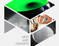 Arts And Gadgets 22-10-2015