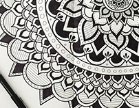 More Patterns & Mandala Artwork