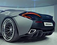 McLaren -Teaser - FULL CGI