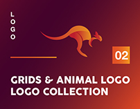 Grids & Animal Logos