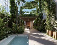 Tropical Shed