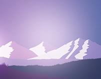 Illustration Landscape #3