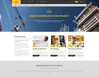 Brick WordPress Theme for Builders