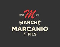 Marché Marcanio et Fils
