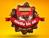 Ülker Çikolata - 'Mutlu bir an'
