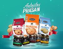 Prasan - Catálogo de Antojitos 2016