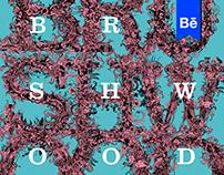 BRUSHWOOD TYPEFACE