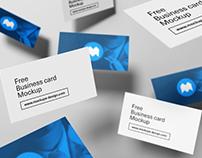55+ Creative Business Card PSD Mockup Templates