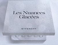 GIVENCHY - Les nuances glacées