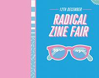Reading's Radical Zine Fair & Benefit Gig