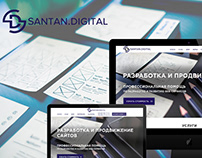 SANTAN.DIGITAL Corporate Website