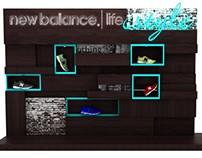 New Balance Life Store Concept