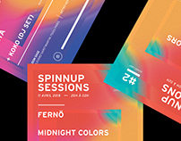 SPINNUP SESSIONS #2