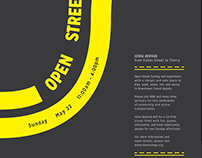 Open Street Sunday Collateral
