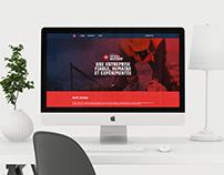 Constructions Patrick Sévigny / Branding et site Web