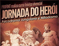Cartaz Jornada do Herói