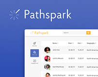 Dashboards for Pathspark