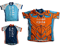Team NPF Cycle Jerseys