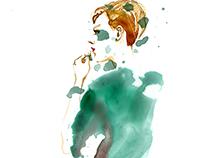 Fashion Illustration 2014