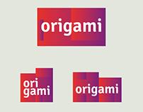 Vizuální identita pro Origami