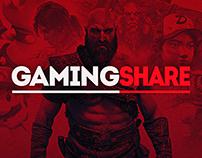 GamingShare banner