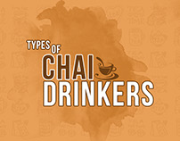 Types of chai drinkers
