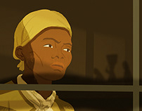 Illustrations for Harriet Tubman project