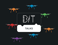 BIT Talks - Game Of Drones Animations