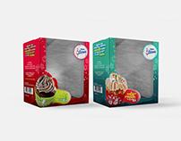 Packaging / La Lechera Navidad