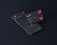 Brand identity and UI re-design for Forex broker