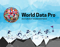 World Data Pro Logo Design