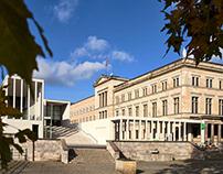 James Simon Galerie & Neues Museum - Berlin