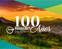100 años Parquemet