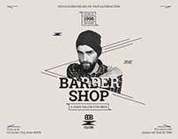 Barber Shop | Modern and Creative Templates Suite