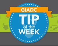 Tip of the Week Archive