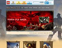 LEGO Bionicle - Mata Nui Saga Video App