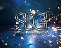 S&G Steel Rebrand
