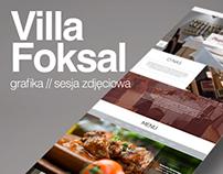 Villa Foksal // Rebranding