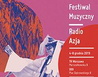 Visual identity / Radio Asia Festival