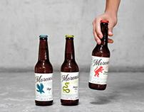 Cerveza Morenos