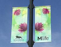 MGM Grand Seasonal Banners