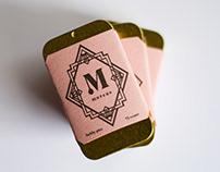 Marcus bobby pins