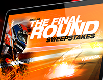 Hankook Tire: Drift Race Sweepstakes