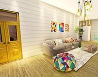 Proyecto cambio Habitacional.