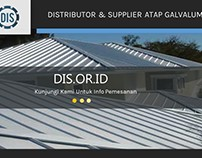 Distributor & Supplier Atap Galvalum