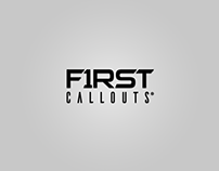 Logo Design: First Callouts