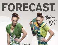Forecast e-mail campain 2010