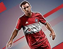 Jonathan Bornstein player card - Chicago Fire